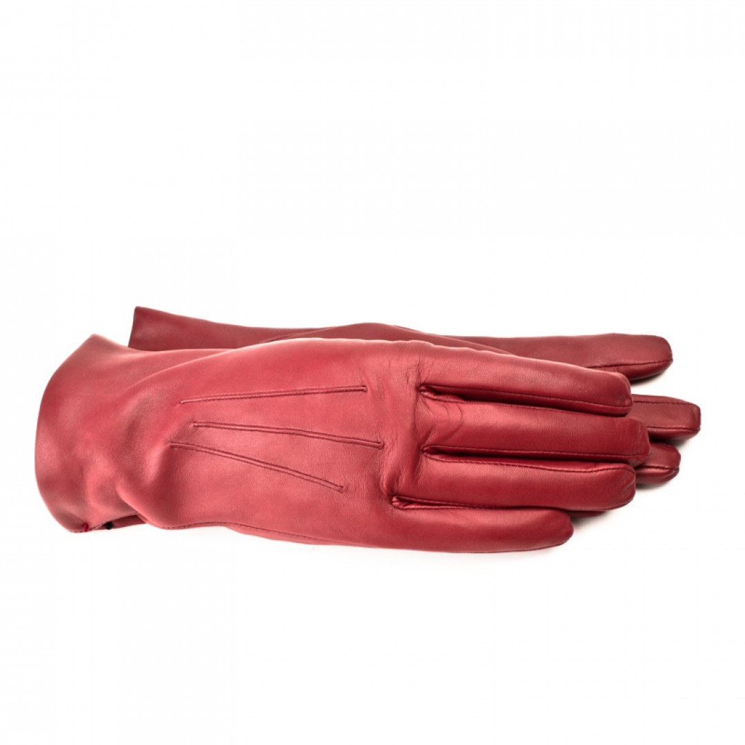 Women leather gloves Optimist | 2-4168
