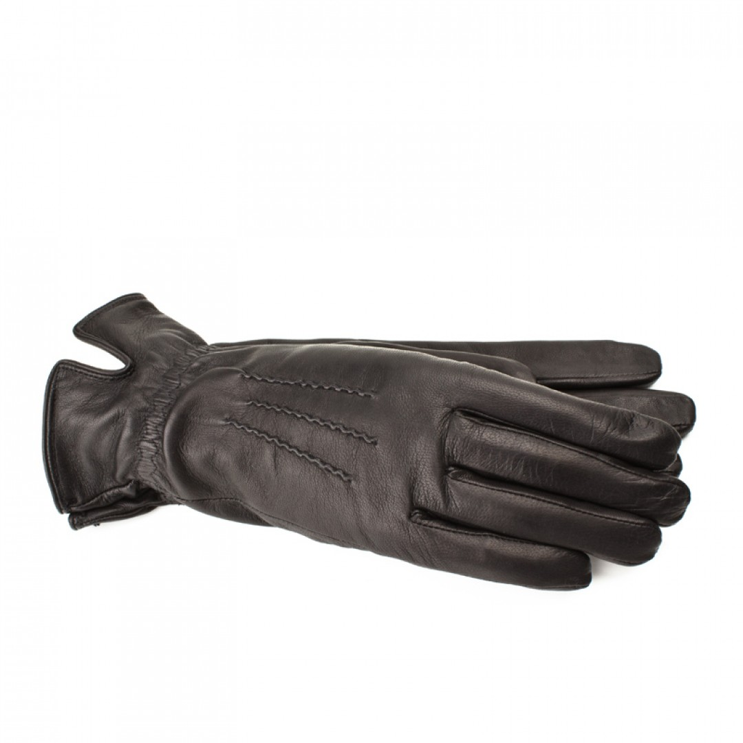 Women's leather gloves Optimist | 2-4327