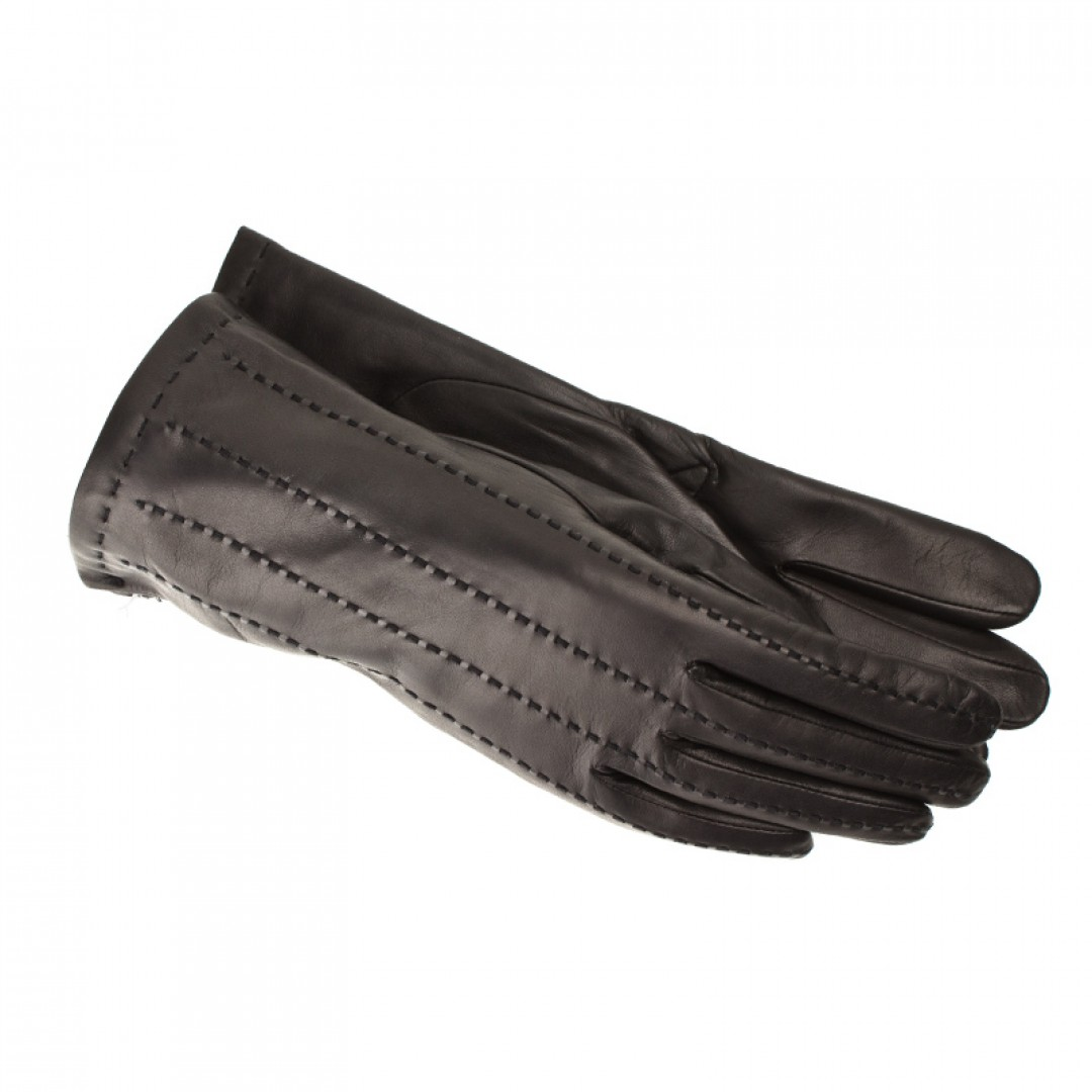 Women leather gloves Optimist | 2-4443