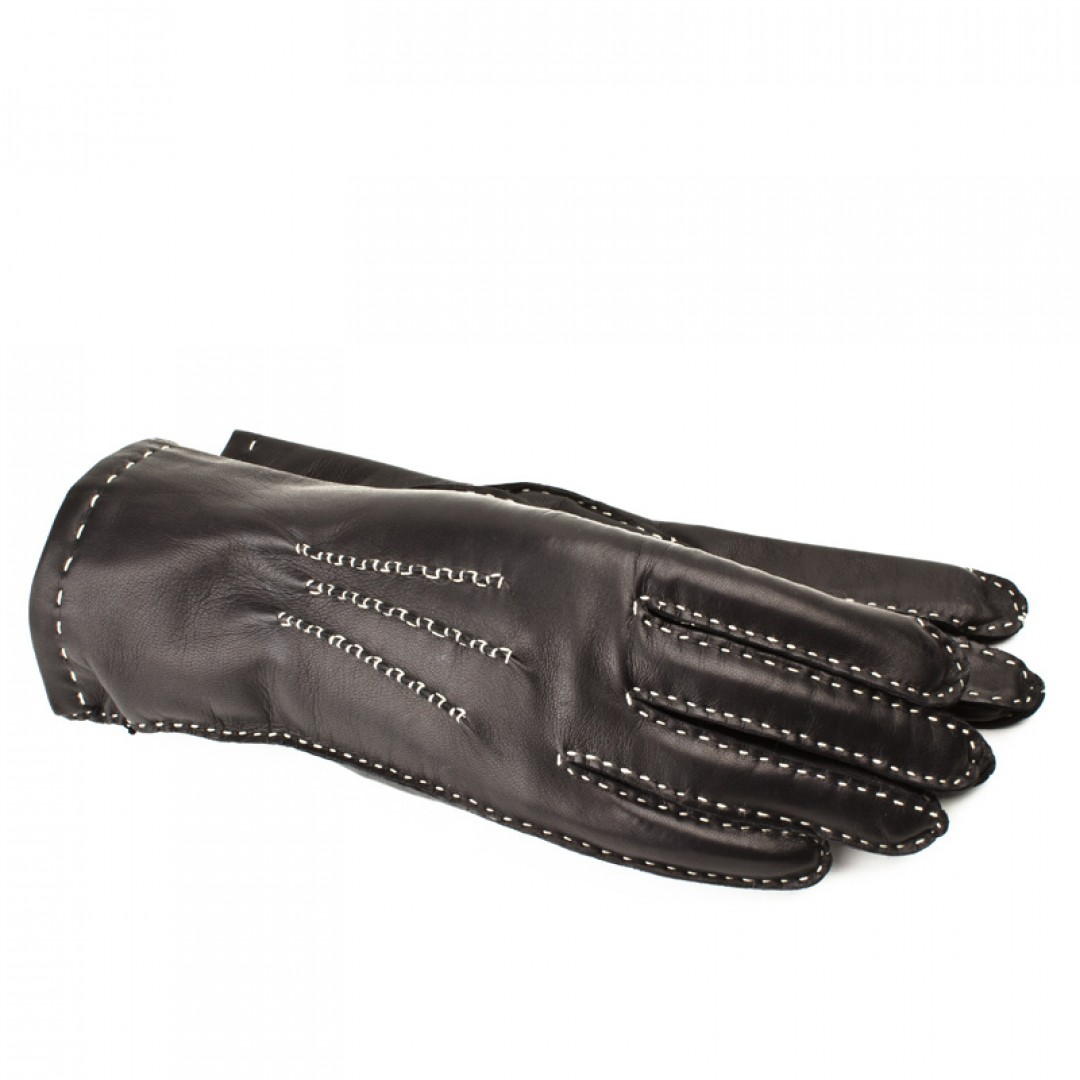 Women leather gloves Optimist | 2-4461