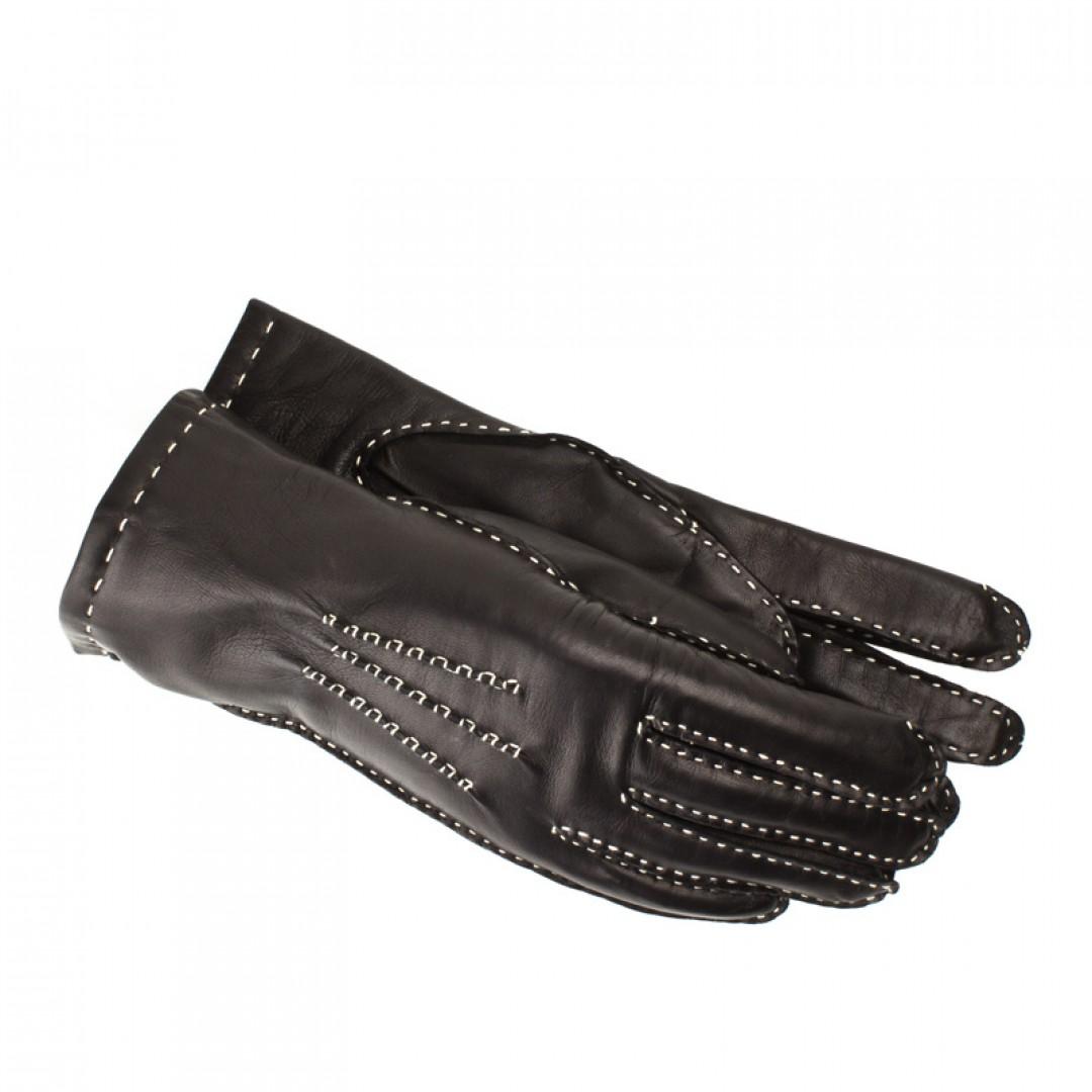 Women leather gloves Optimist | 2-4461