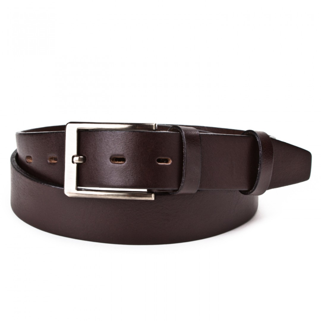 Leather belt ELEGANT Optimist | 35-06