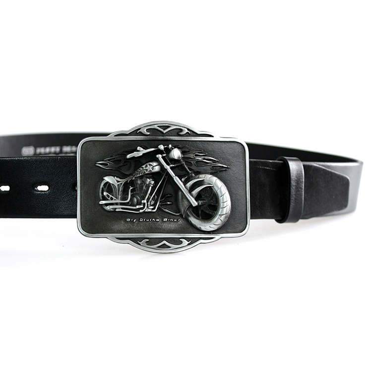 Leather belt Motorbiker Optimist | 40-79