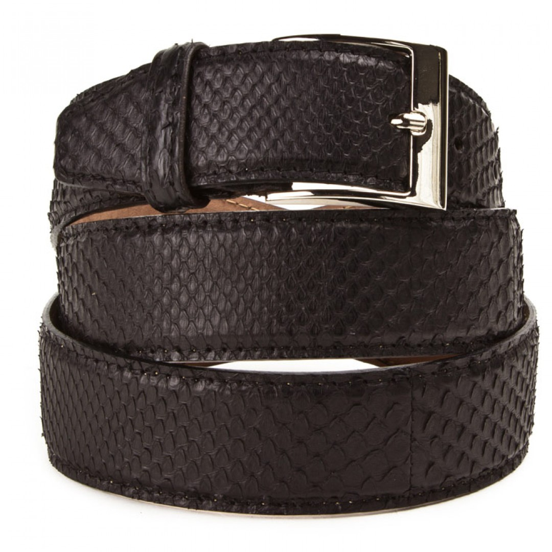 Leather belt piton Optimist | 40-PIT