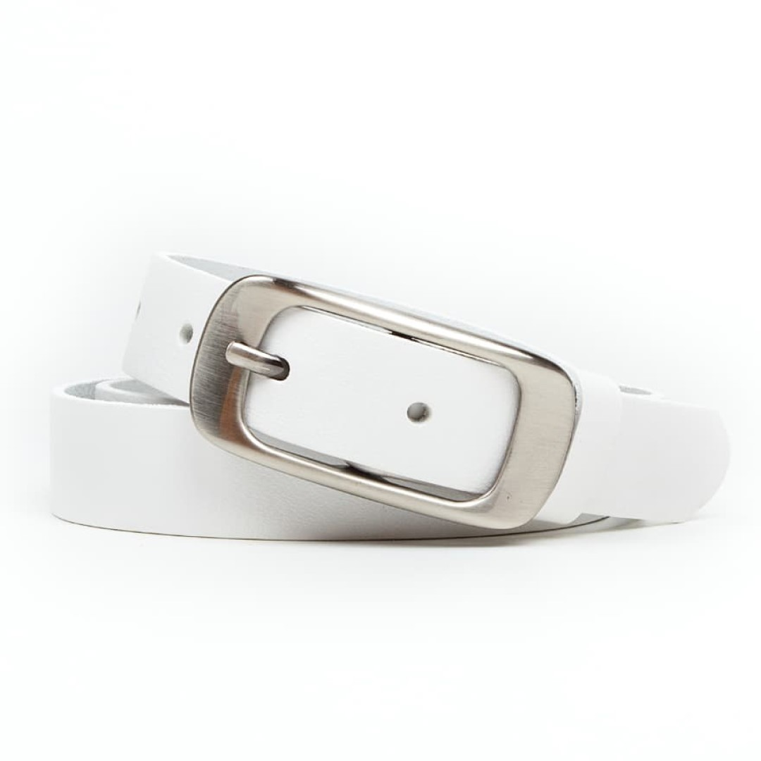 Leather belt ELEGANT Optimist | 25-170