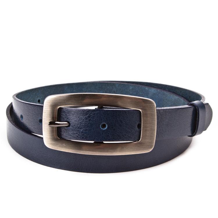 Leather belt ELEGANT Optimist | 25-170