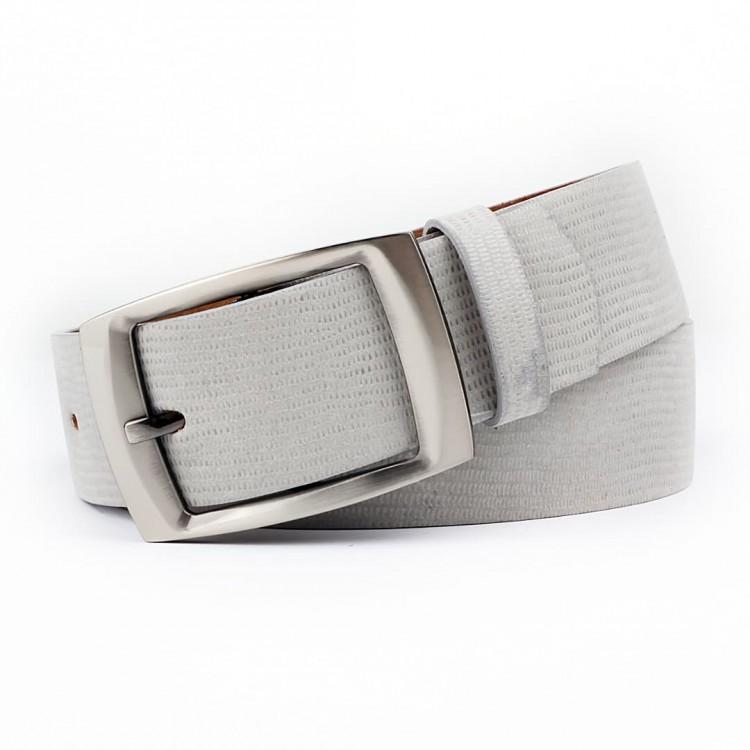 Leather belt JEANS female Optimist | 40-44